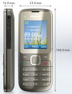 nokia c2 oo photo