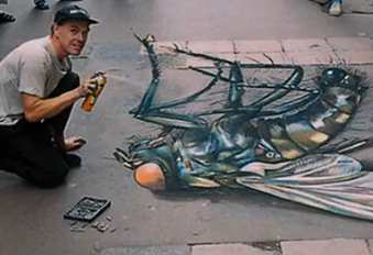 amazing 3D art created by artists, videos and making of videos
