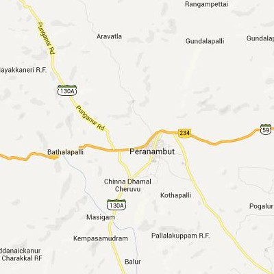 satellite map image of Peranampattu( Peranampattu,tamilnadu செயற்கைக்கோள் வரைபடம் படம்)